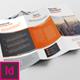 Tri-fold brochure Vol.4 - GraphicRiver Item for Sale