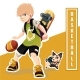 Young Boy Playing Basketball - GraphicRiver Item for Sale