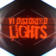 VJ Distorted Lights (4K Set 16)