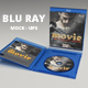 Blu-Ray Case and Disk Mock-Ups - GraphicRiver Item for Sale