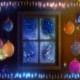 Christmas Window Scene - VideoHive Item for Sale