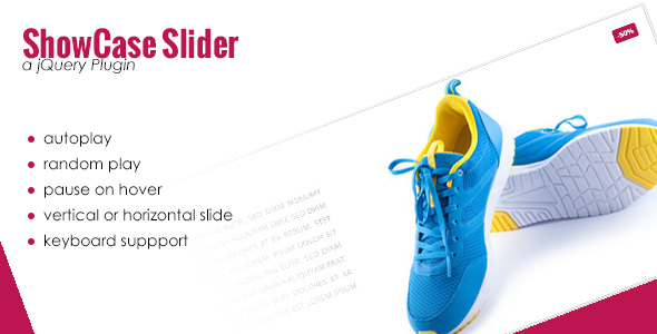 Showcase Slider - CodeCanyon Item for Sale
