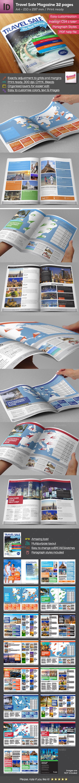Travel Sale Catalog A4 Magazine - 32 pages - Catalogs Brochures