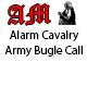 Alarm Cavalry Trumpet Bugle Call