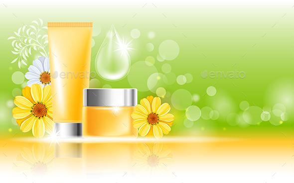 Cosmetic - Health/Medicine Conceptual