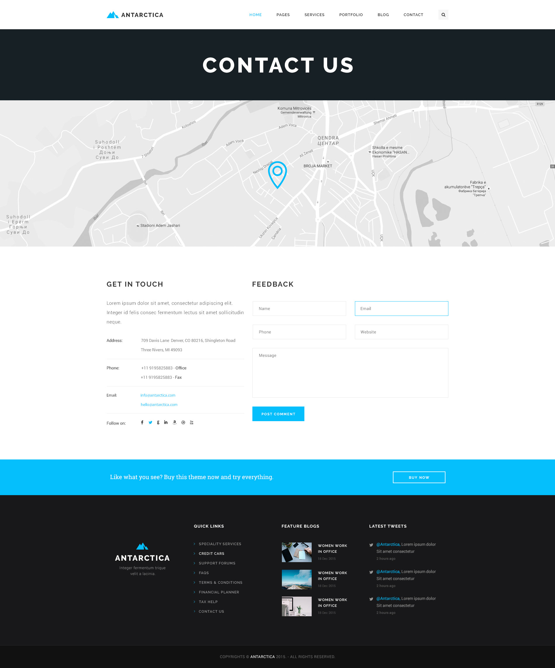 contact template