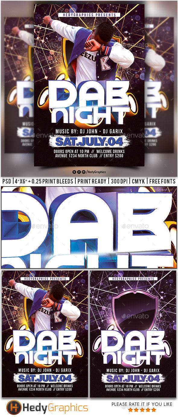 Dab Night - Clubs & Parties Events