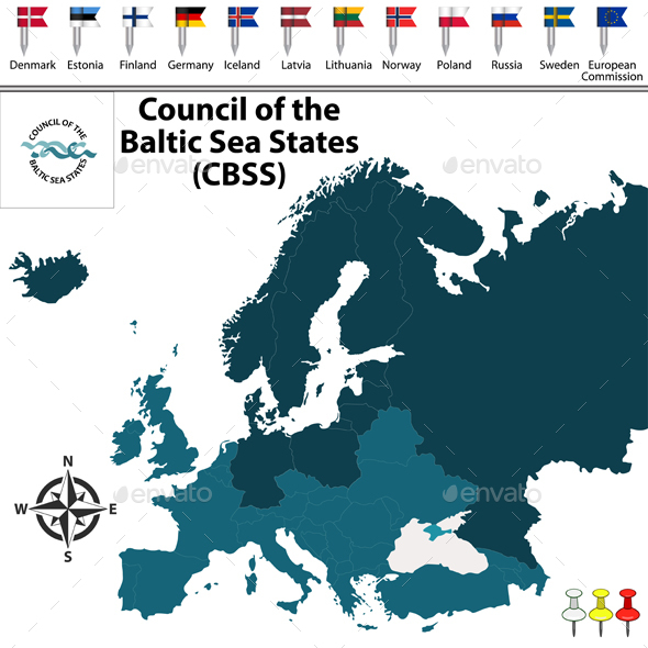 Council of the Baltic Sea States - Travel Conceptual