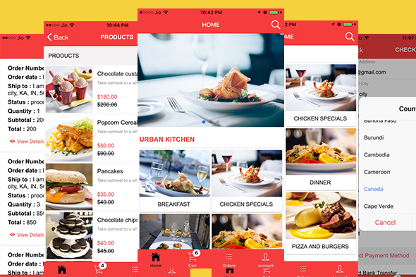 Restaurant App for WooCommerce - CodeCanyon Item for Sale