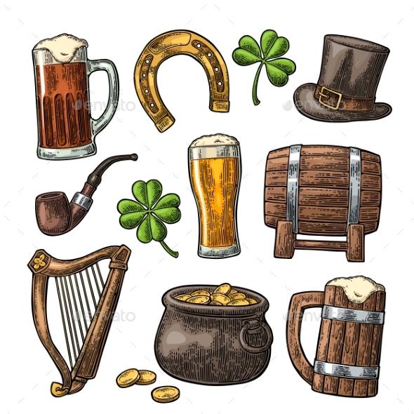Saint Patrick Day - Miscellaneous Seasons/Holidays