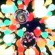 Rotating Sphere From Bulbs - VideoHive Item for Sale