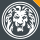 Fire Lion Logo - GraphicRiver Item for Sale