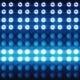 Led Light DJ Background - VideoHive Item for Sale