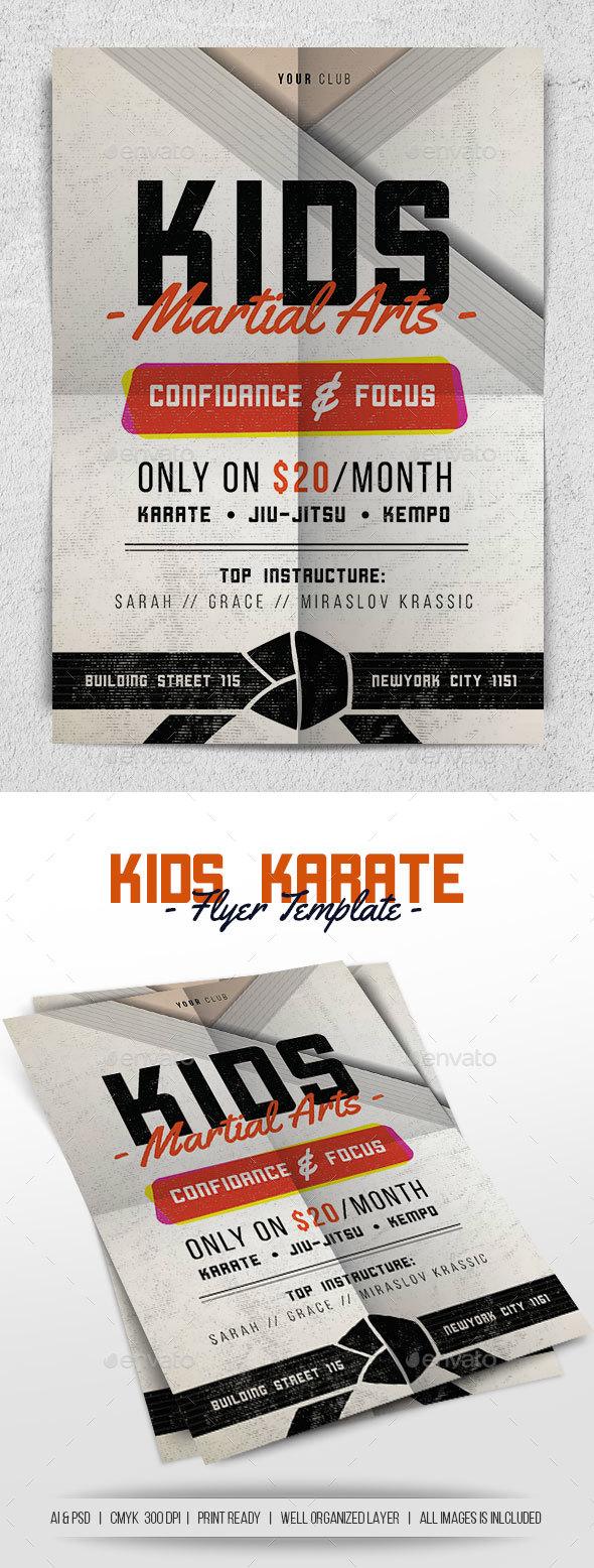 Kids Karate - Sports Events