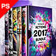 2017 Actions Bundle - Vesrion 1 - GraphicRiver Item for Sale