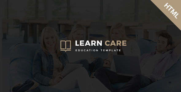 LearnCare- Educational HTML Template