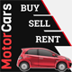 MotorCars - Rent-Sell-Buy Cars - ThemeForest Item for Sale