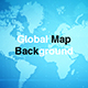 Global Map Background - VideoHive Item for Sale