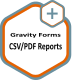 Gravity Forms CSV/PDF Reports - CodeCanyon Item for Sale