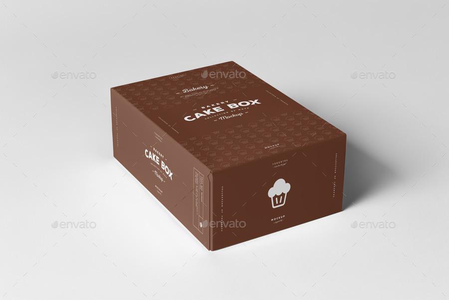 2244+ Free Mockup Box Cake Best Free Mockups