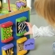 Girl Playing with Toys - VideoHive Item for Sale