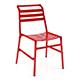 Straw O35 Modern Metal Chair