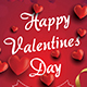Valentine`s Day Poster and Magazaine Page - GraphicRiver Item for Sale