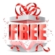Free Gift Box - GraphicRiver Item for Sale