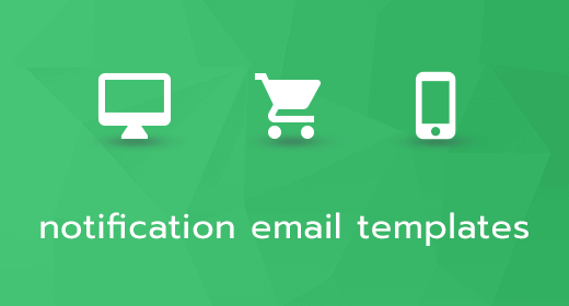 Hybrid Notification Email HTML Templates