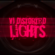VJ Distorted Lights (4K Set 17)