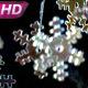 Pearl Snowflake In Flight - VideoHive Item for Sale