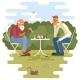 Men Playing Chess - GraphicRiver Item for Sale