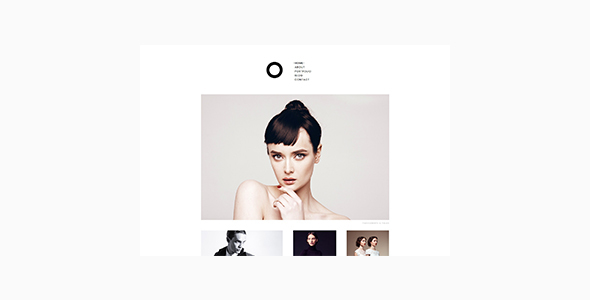 Enso – Minimal Photography and Portfolio WordPress Theme