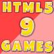 HTML5 9 GAMES BUNDLE №2 (CAPX)