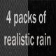 Rain Realistic - VideoHive Item for Sale