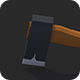 Low Poly Axe v.2 - 3DOcean Item for Sale
