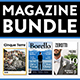 Magazine Template Bundle, Vol. 3 - GraphicRiver Item for Sale