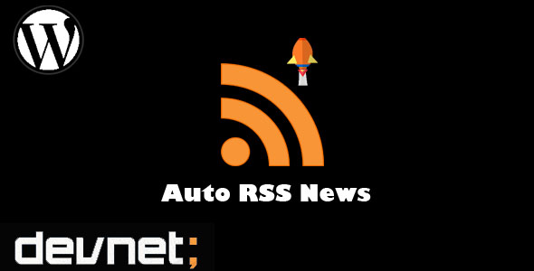 Auto RSS News - CodeCanyon Item for Sale