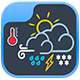 Weather Pro - Météo ( Eclipse Project + AdMob Ads ) - CodeCanyon Item for Sale