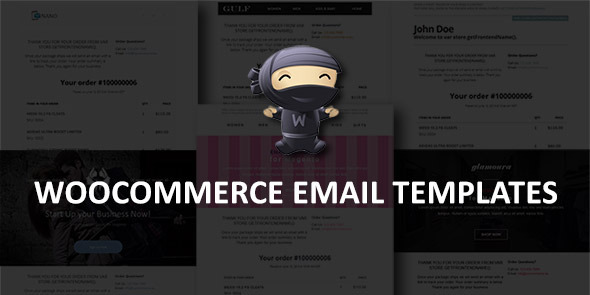 WooCommerce Email Templates - CodeCanyon Item for Sale
