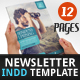 Business Newsletter Vol VII - GraphicRiver Item for Sale