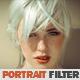 10 Portrait Lightroom Presets Ver. 1