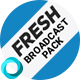 Fresh TV Broadcast Pack - VideoHive Item for Sale