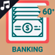 Banking and Finance Icons and Elements
