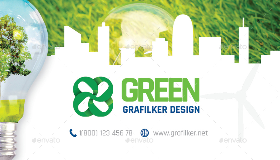 Green energy business card templates by grafilker graphicriver green energy business card templates corporate business cards 01greendesignpreview01greendesigng reheart
