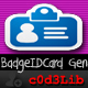 Badge ID Card Generator - CodeCanyon Item for Sale