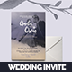Wedding Invitation Card - GraphicRiver Item for Sale