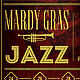 Mardi Gras Jazz Flyer - GraphicRiver Item for Sale