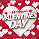 Valentines Party Poster And Flyer - GraphicRiver Item for Sale