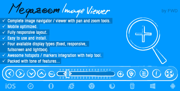Mega Zoom & Pan Image Viewer - CodeCanyon Item for Sale